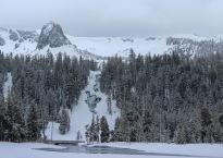 Nature, mountains, snow